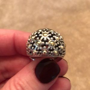 Jewelry - John Hardy Authentic Gold and Silver Ring